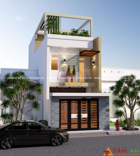 cty thiết kế xây dựng nhà phố trọn gói