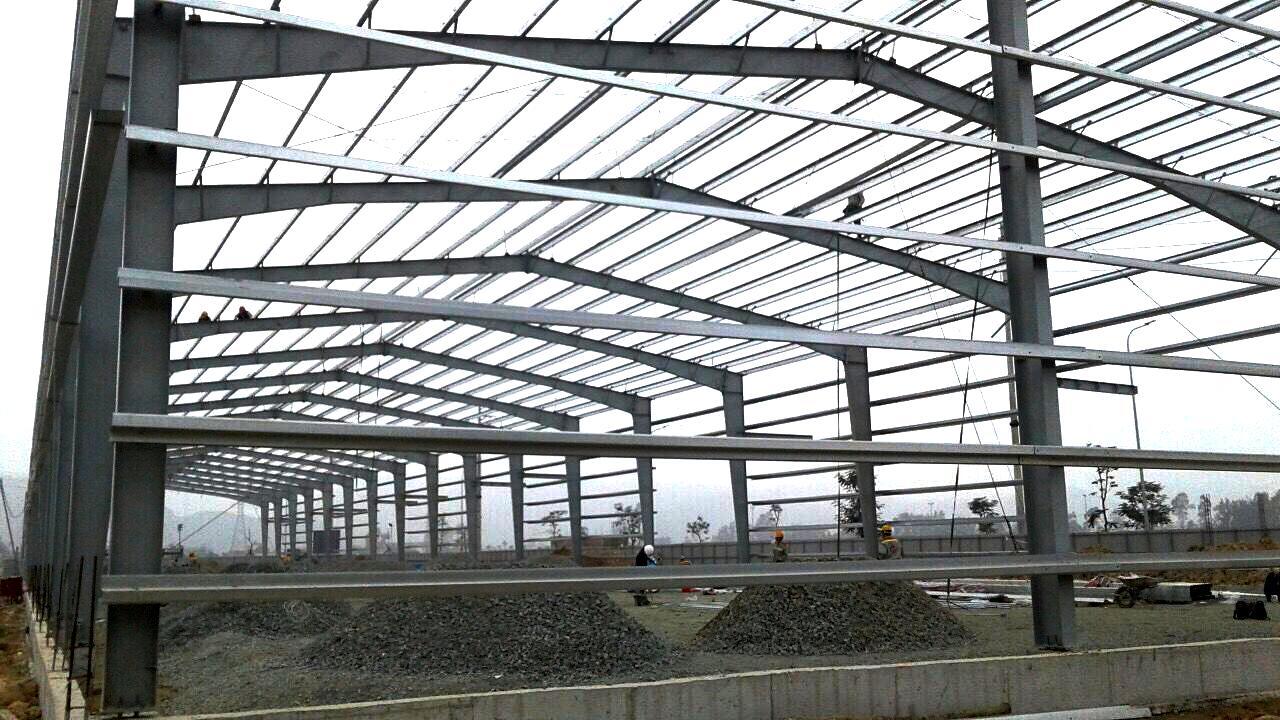 thi công xây dựng nhà xưởng tại Phú Mỹ